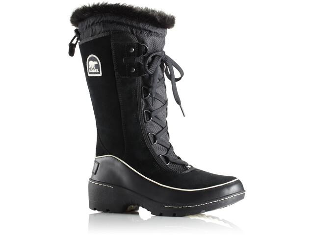 Sorel W's Torino High Boots Black/Light Bisque